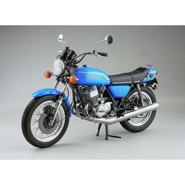 GUMKA ミニチュア 1/12 カワサキ 750SS マッハIV 1972                                    [MC12002]