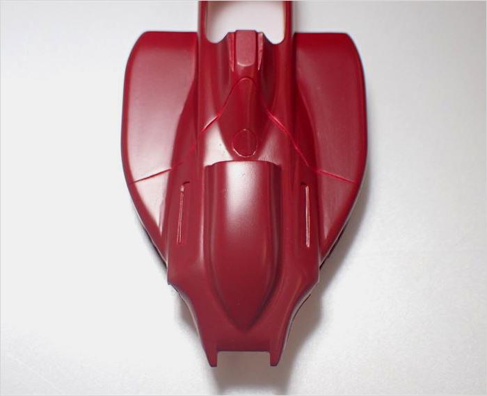 バルケッタ bc-037 アルファ ディープレッド 塗料