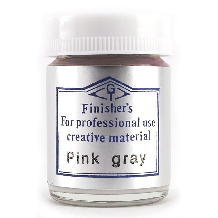 フィニッシャーズ ピンクグレー カラー塗料