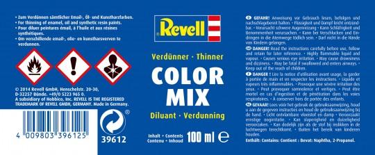 Revell 39612 エナメルカラーシンナー