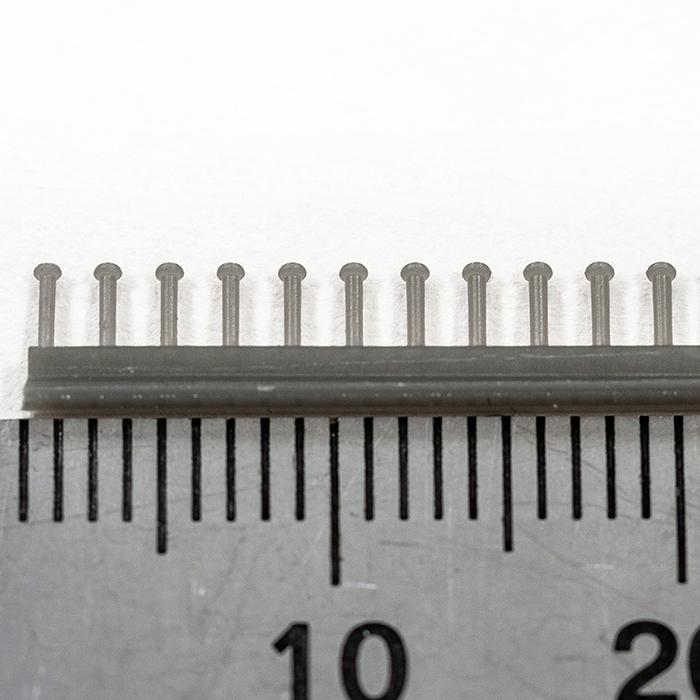 モデルファクトリーヒロ MFH P-1140 1/12 リベットセット 約1.0mm