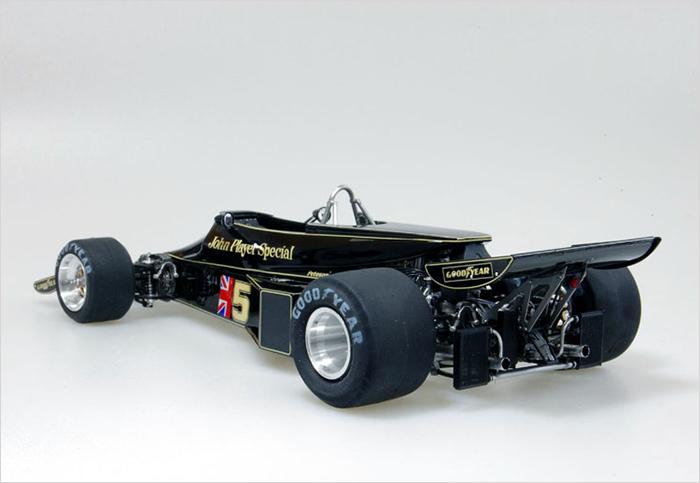 モデルファクトリーヒロ MFH K251 K252 1/20 ロータス 77