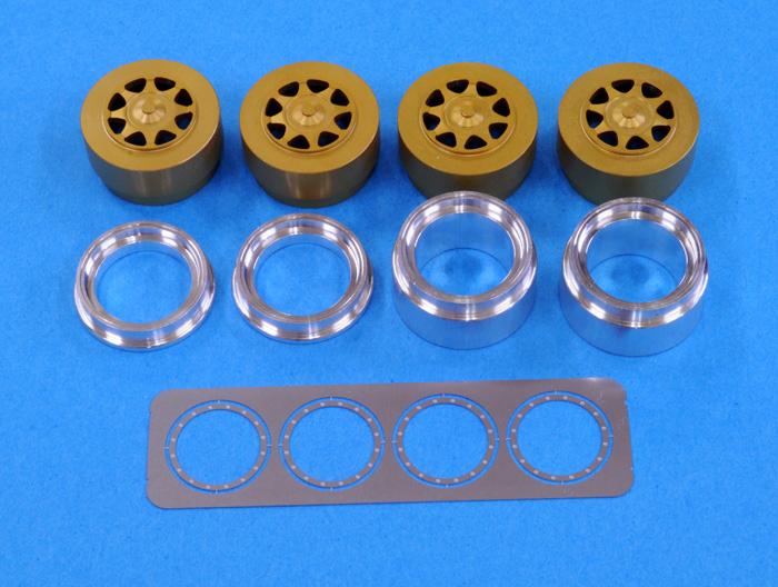 モデルファクトリーヒロ MFH K262 1/20 ロータス タイプ 98T