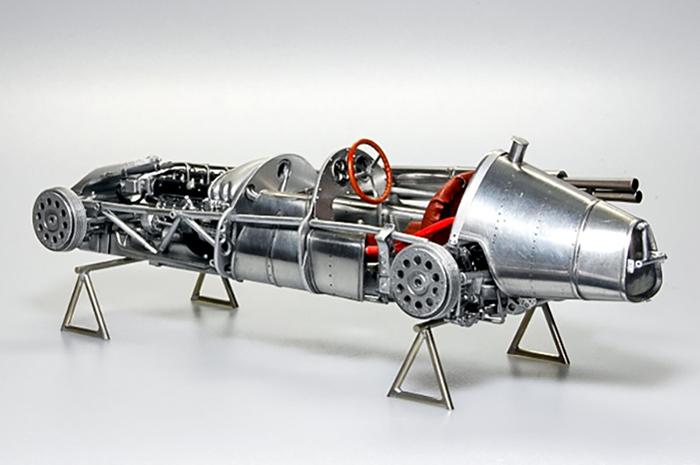 モデルファクトリーヒロ MFH 1/20 アルファロメオ Tipo159