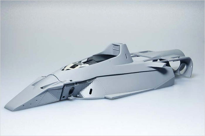 モデルファクトリーヒロ MFH K269 1/20 ブラバム BT46B ファン・カー