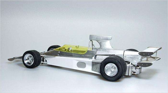モデルファクトリーヒロ MFH K270 K271 1/20 ロータス 76