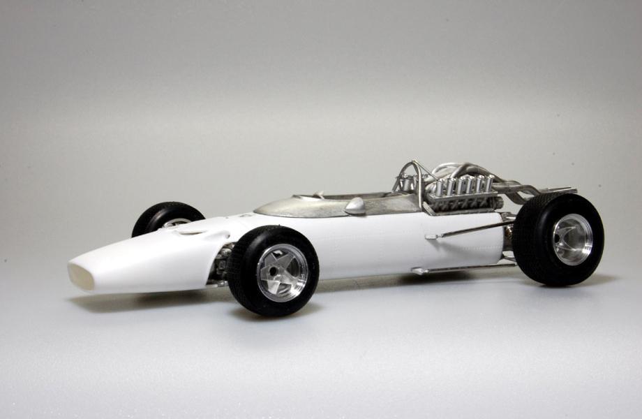 モデルファクトリーヒロ MFH 1/20 フェラーリ 312 F1-67