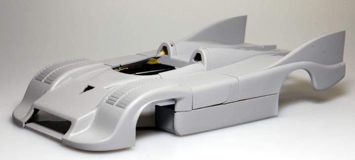 モデルファクトリーヒロ MFH 1/24 ポルシェ 917/30