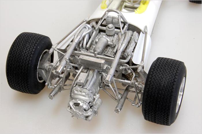 モデルファクトリーヒロ MFH K316 1/20 ロータス タイプ43