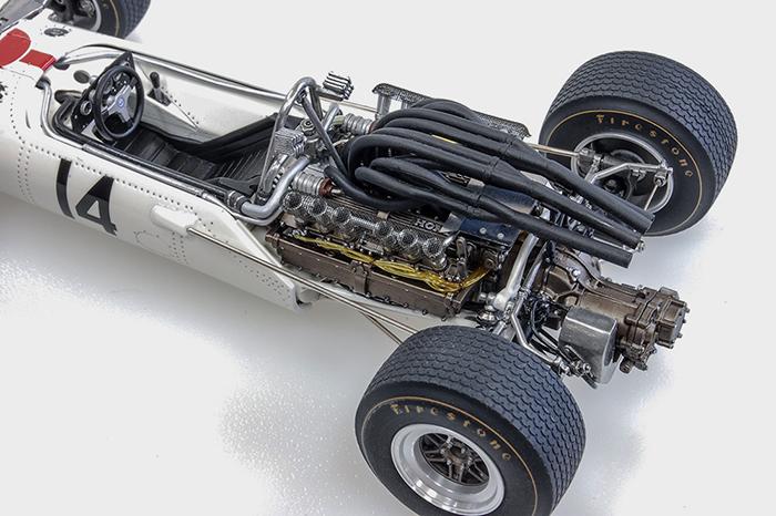 モデルファクトリーヒロ MFH K320 1/20 HONDA RA300
