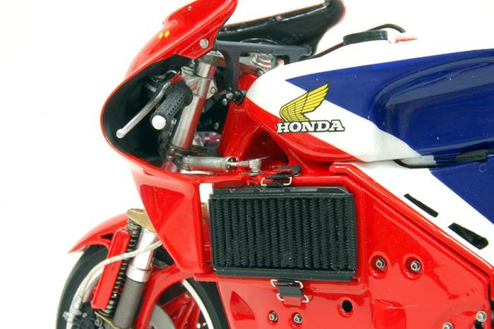 モデルファクトリーヒロ MFH K328 1/12 ホンダ NR500 NR1