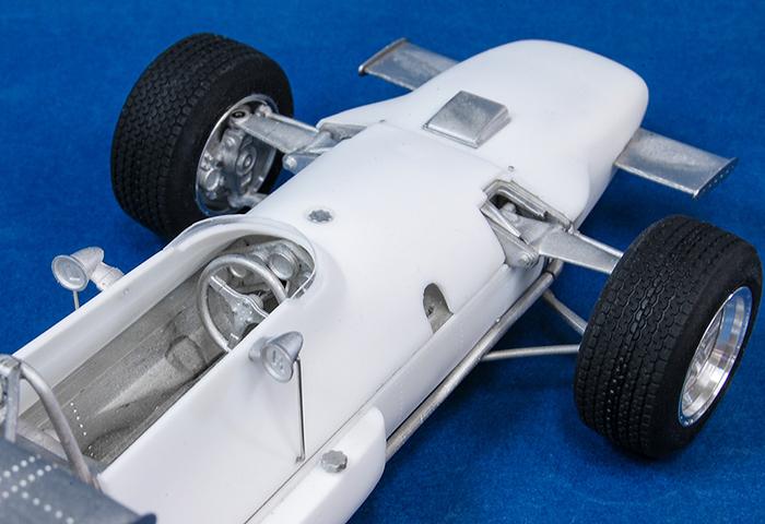 モデルファクトリーヒロ MFH 1/24 マトラ MS11