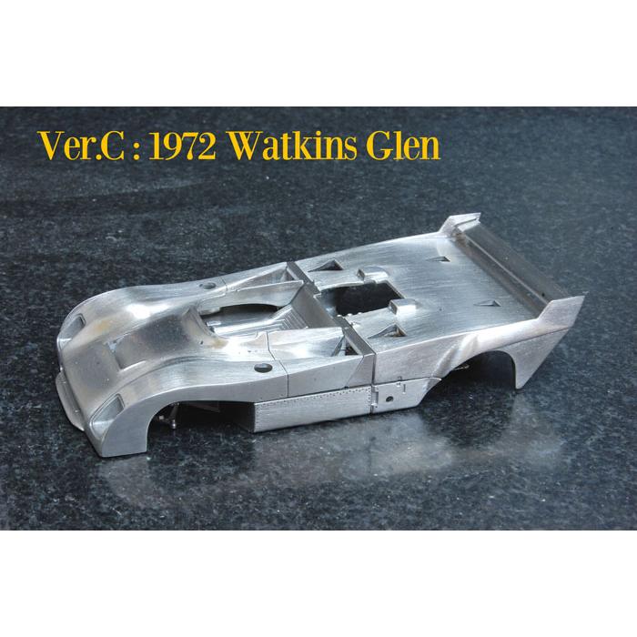 MFH 1/43 フェラーリ 312PB Ver.C 1972 Watkins Glen                                        [K432]
