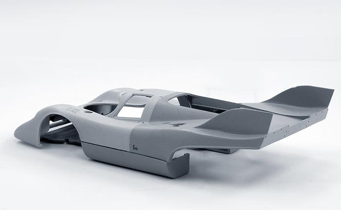モデルファクトリーヒロ 1/24 ポルシェ 917K 1971