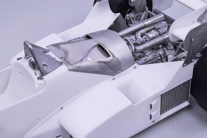 モデルファクトリーヒロ MFH 1/12 フェラーリ 126C4M