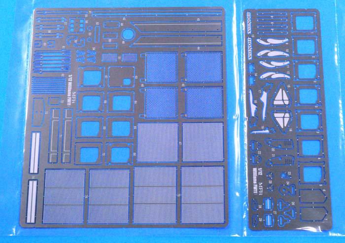 モデルファクトリーヒロ MFH K472 K473 1/12 ウィリアムズ FW11B