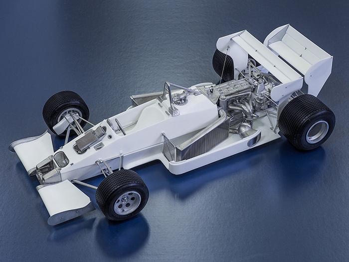 モデルファクトリーヒロ MFH 1/12 トールマン TG184