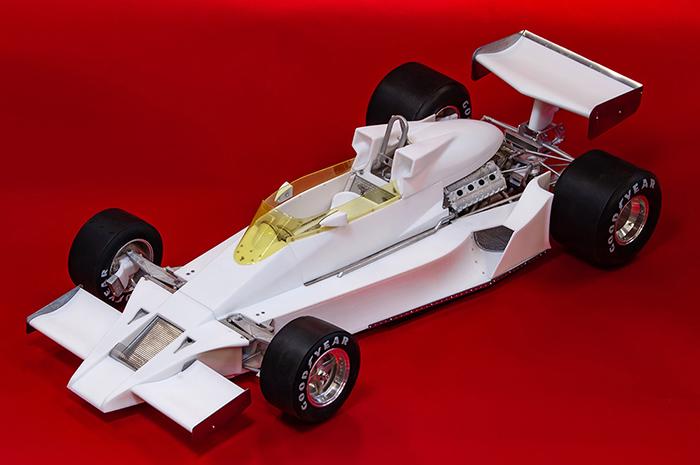 モデルファクトリーヒロ MFH 1/12 マクラーレン M26