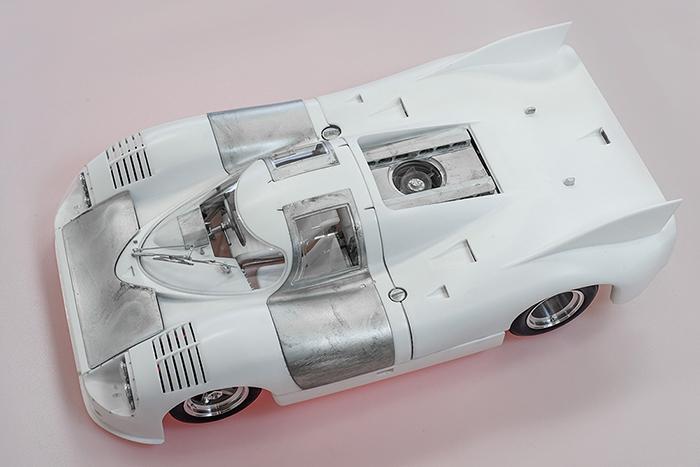 モデルファクトリーヒロ MFH K673 1/12 ポルシェ 917/20 `Pink Pig`