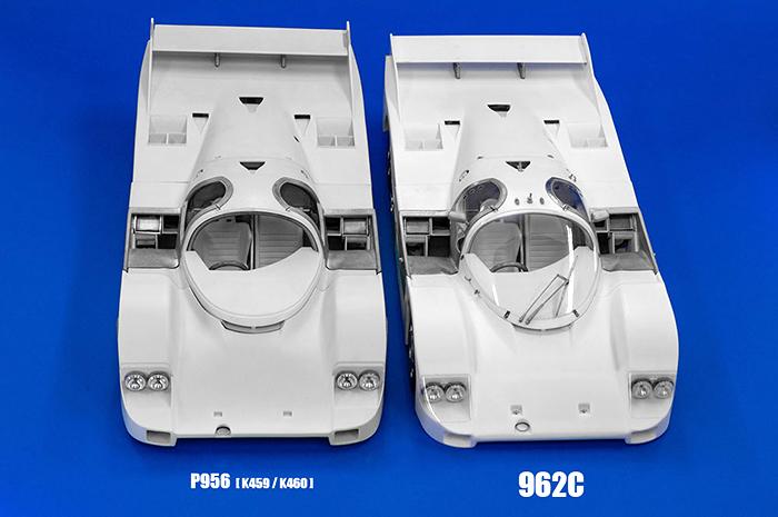 モデルファクトリーヒロ MFH 1/12 ポルシェ 962C