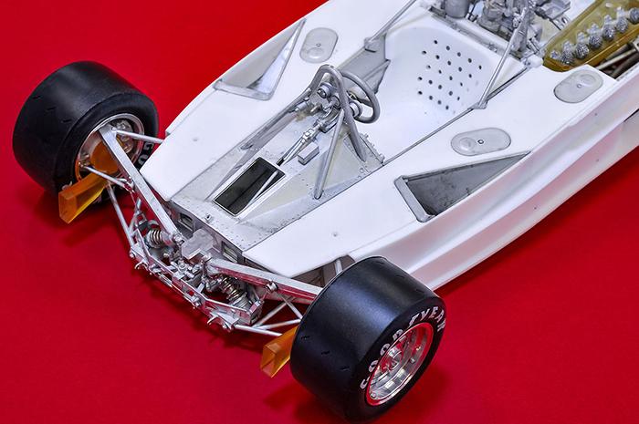 モデルファクトリーヒロ MFH 1/12 フェラーリ 312T2 `77