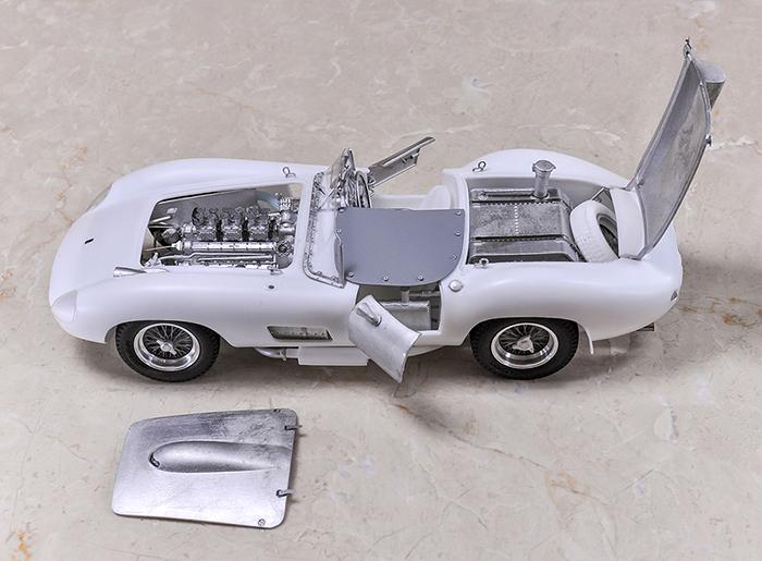 モデルファクトリーヒロ MFH 1/24 フェラーリ 315S/335S