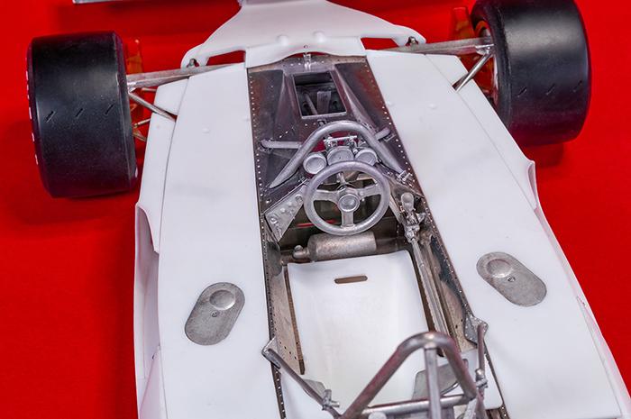 モデルファクトリーヒロ MFH 1/12 フェラーリ 312T2