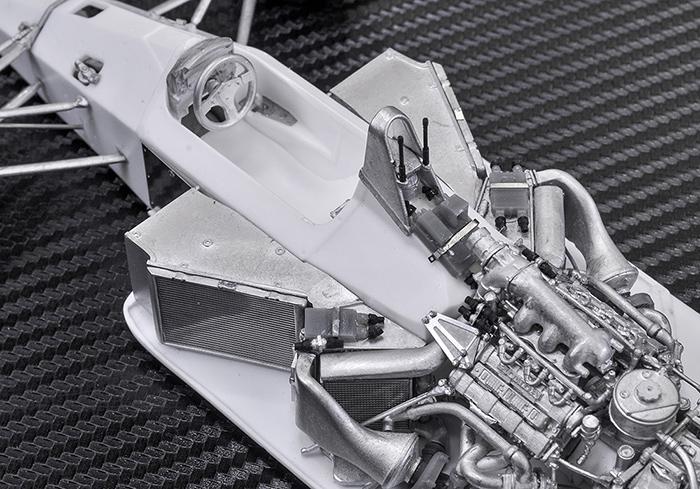 モデルファクトリーヒロ MFH 1/20 マクラーレン MP4/4