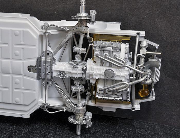 モデルファクトリーヒロ MFH 1/12 ポルシェ 911 カレラ RSR ターボ