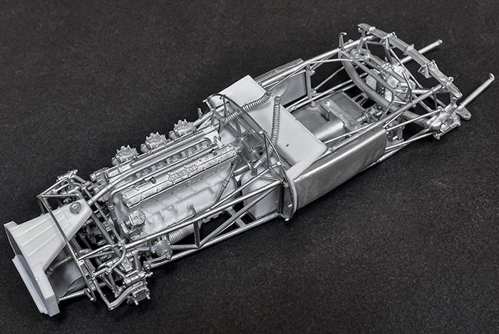 モデルファクトリーヒロ MFH 1/20 マセラティ 250F