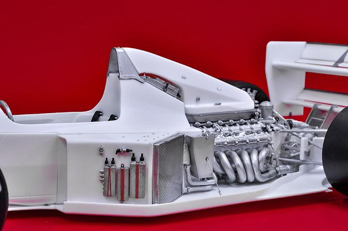 モデルファクトリーヒロ MFH 1/12 マクラーレン MP4/7