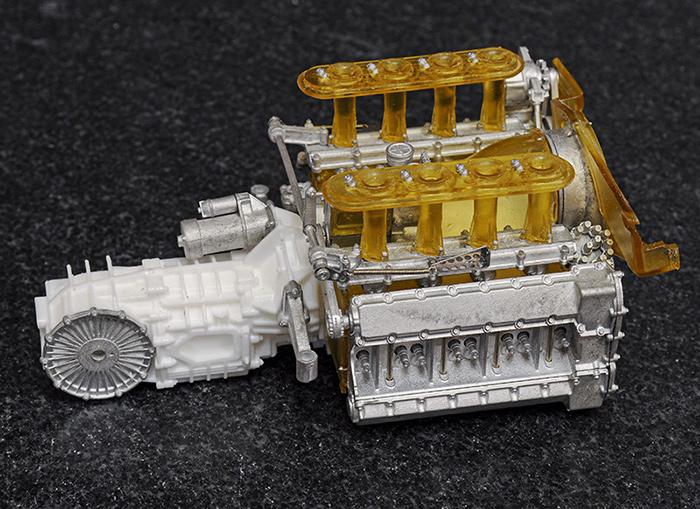 モデルファクトリーヒロ MFH 1/12 ポルシェ 908/3