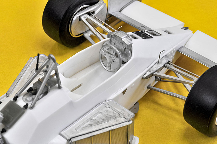 モデルファクトリーヒロ MFH K730 1/20 ロータス タイプ 99TB