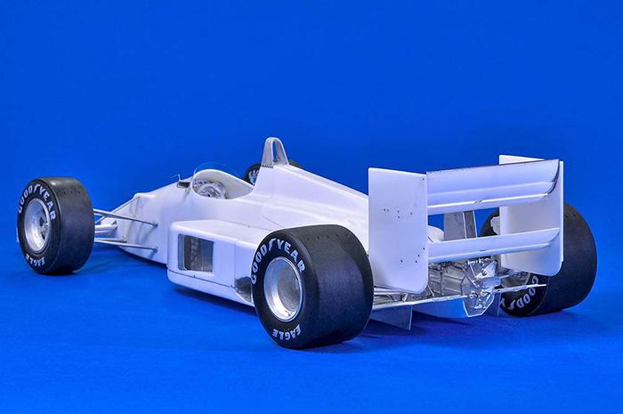 モデルファクトリーヒロ MFH K742 1/12 ウィリアムズ FW11