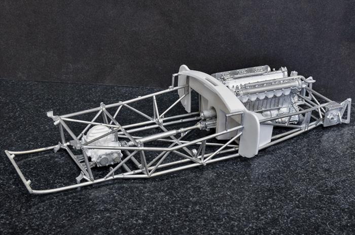 モデルファクトリーヒロ MFH K782 1/12 アストンマーティン DBR1