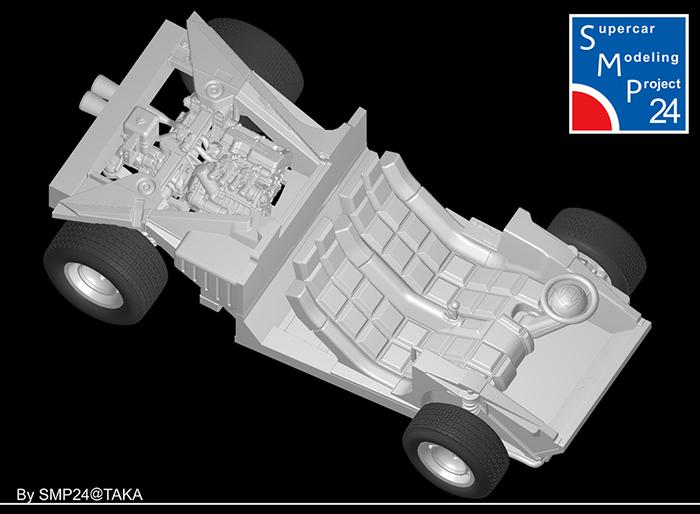 SMP24 1/24 ランチア ストラトス ゼロ