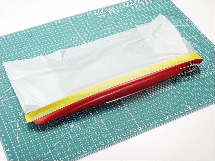 タミヤ 87203 シート付きマスキングテープ 150mm